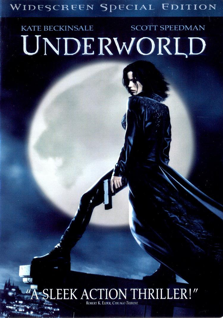 Underworld Movie Poster RatingMovies.Com - Und...